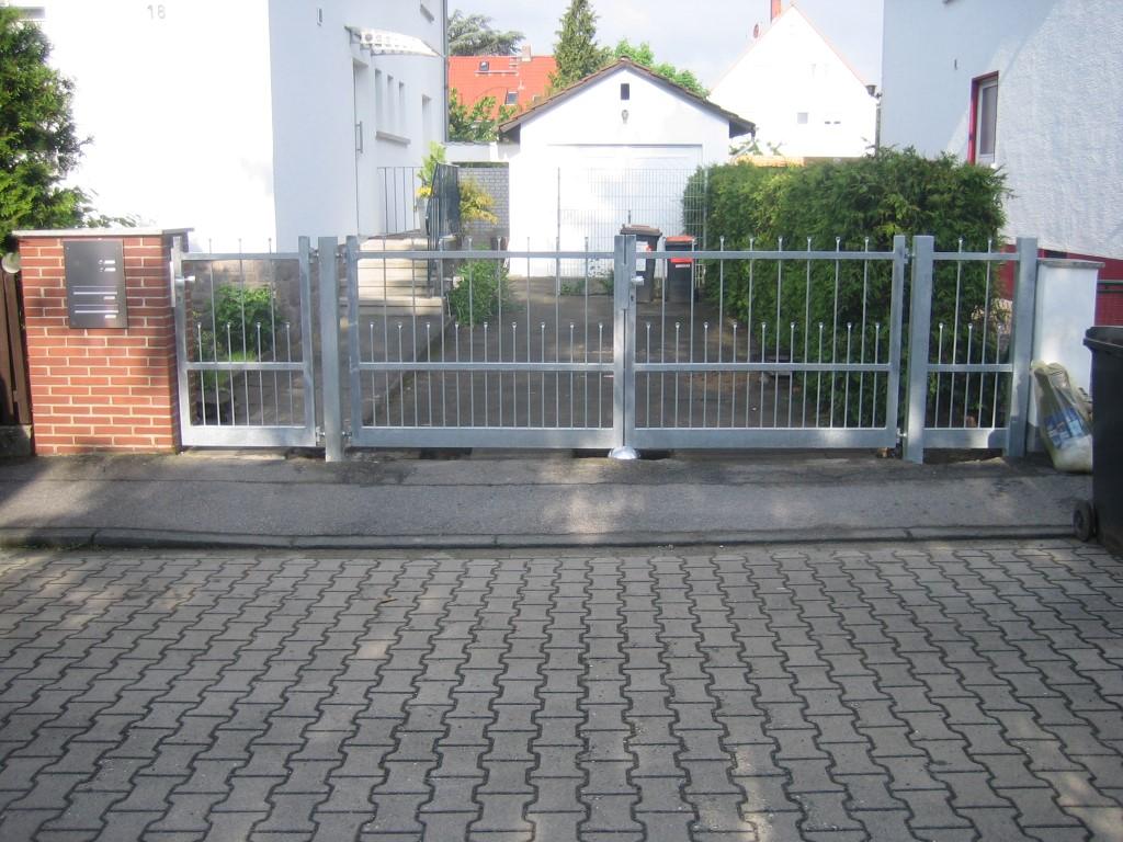 Metallbau Seyda: Tore und Zäune